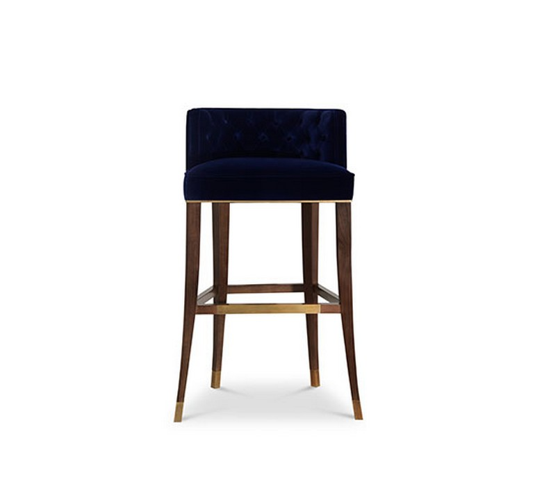 Isaloni Top Modern Chairs to meet at Isaloni 18 bourbon bar chair 1