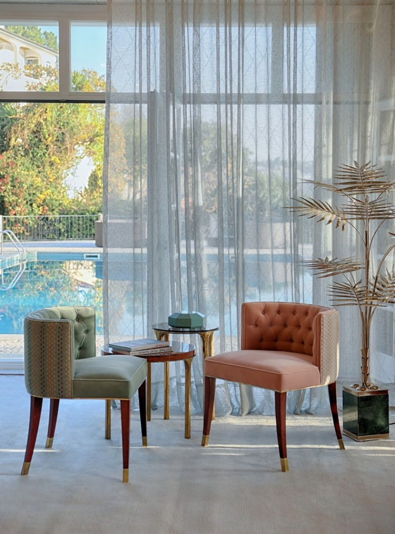 Summer Trends Summer Trends Summer Trends: The Best Modern Chairs For Your Living  Room Set
