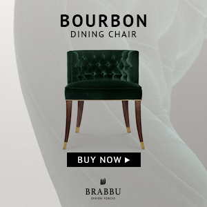 Bourbon Dining Chair BRABBU Modern Chairs The Best Modern Chairs You Can Take From Maison et Objet 2018 bb bourbon diningchair