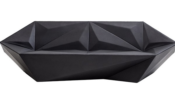 Creative Design - Gemma seating collection by Daniel Libeskind