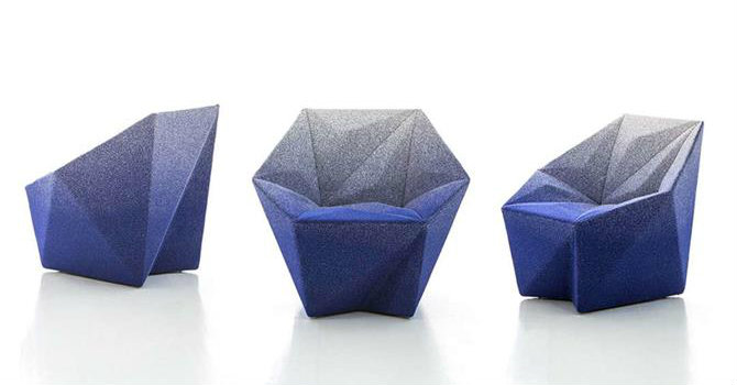 Designer Chairs From Daniel Libeskind For Moroso