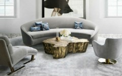 Upholstery Design with Swivel Chairs for Living Room (5)