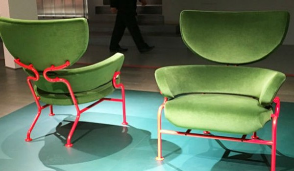 The Boldest Chair Design From Milan Design Week (2) Chair Design The Boldest Chair Design From Milan Design Week The Boldest Chair Design From Milan Design Week 600x350