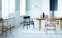 Designer Chairs Carl Hansen & Søn Relaunches CH22 Lounge Chair