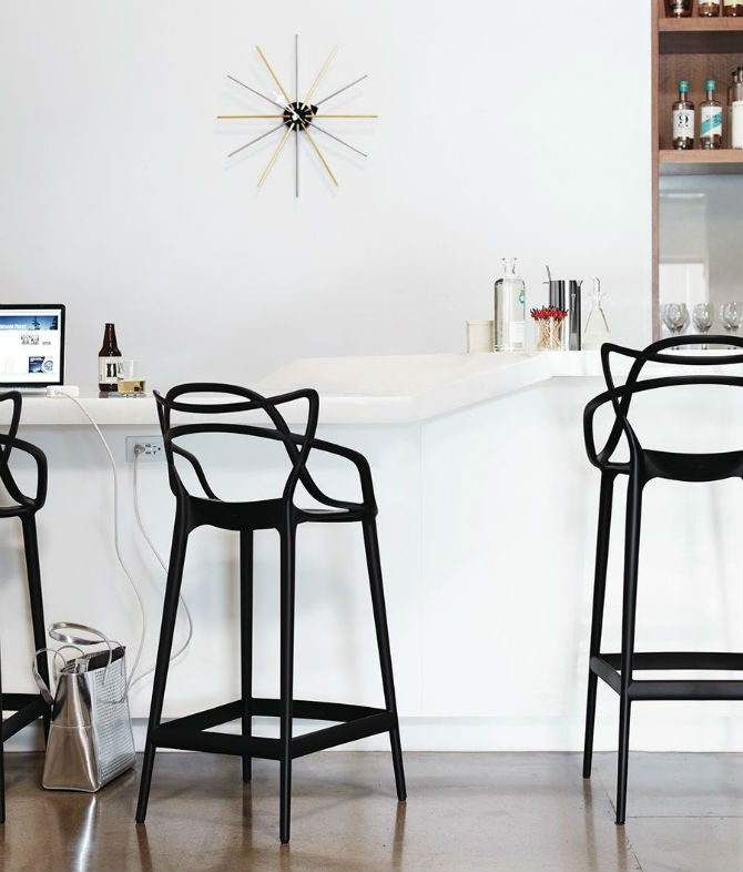 50 Bar Chairs Trending This Summer bar chairs 50 Bar Chairs Trending This Summer How to Decorate with Bars Chairs 3