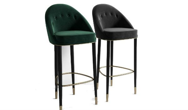 How to Decorate with Bars Chairs bar chairs How to Decorate with Bar Chairs How to Decorate with Bars Chairs 9 600x350