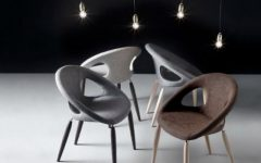 Intriguing Modern Chairs by Scab Design For Your Home Office