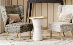 Top 20 Glamorous Small Armchair Designs for Your Living Room