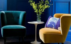 Primrose Yellow 2017 Pantone Color You Need For Your Velvet Armchair