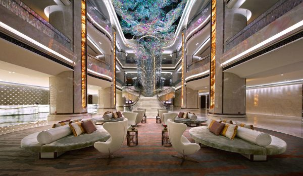 Top 5 Hospitality Design Projects in 2016 hospitality design projects Top 5 Hospitality Design Projects in 2016 large 2607 JW Marriott Macau 2 1 600x350