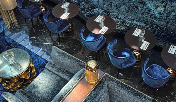 Top 10 Unbelievable Hospitality Design Velvet Chairs From BRABBU Contract
