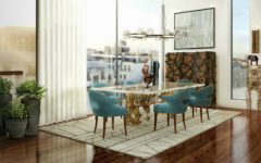 dining chairs How To Pick The Right Fabric Colour For Your Dining Chairs BRABBU VILLA dining room 2 240x150