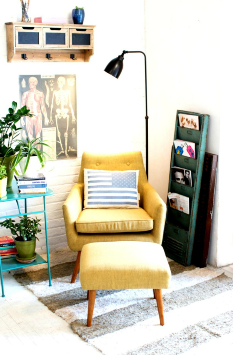 . 6 Amazing Bedroom Chairs For Small Spaces