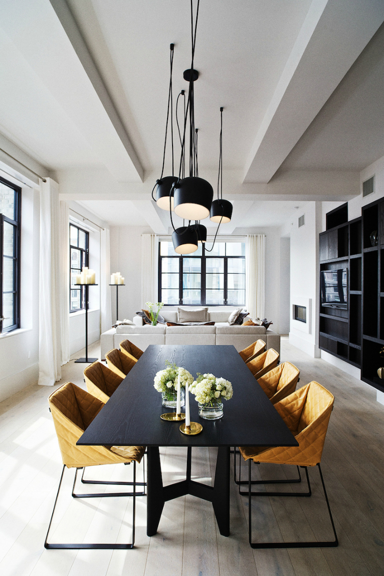 How To Match Dining Chairs With A Designer Table dining chairs How To Match Dining Chairs With A Designer Table Astonishing Modern Dining Room Sets Piet Boon