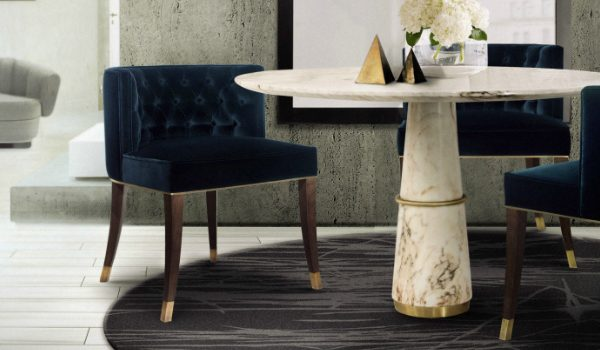 capitonné chairs 7 Sensational Capitonné Chairs For Your Dining Room brabbu ambience press 81 HR 1 600x350