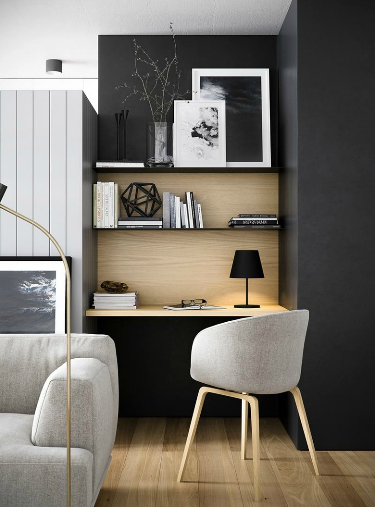 8 Superb Modern Chairs For Your Living room modern chairs 8 Superb Modern Chairs For Your Living Room meubles bureau bois clair fauteuil canap   gris perle peinture murale anthracite