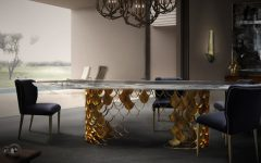 Top 10 Modern Chairs Exhibitors at Maison & Objet 2017 modern chairs Top 10 Modern Chairs Exhibitors at Maison & Objet 2017 koi dining table ii ambience b 240x150