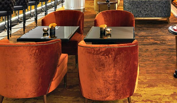 Trendy Upholstered Modern Chairs For Your Hotel