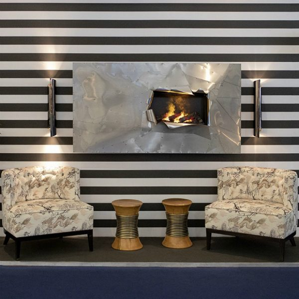 Modern Chairs The Best Modern Chairs You Can Take From Maison et Objet 2018 EruptionFireplace1 600x600 modern chairs Modern Chairs EruptionFireplace1 600x600