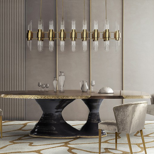 dining chairs Top 10 Dining Chairs to Place around Any Dining Table Top 10 Dining Chairs to Place around Any Dining Table 1 Modern Chairs The Best Modern Chairs You Can Take From Maison et Objet 2018 Top 10 Dining Chairs to Place around Any Dining Table 1