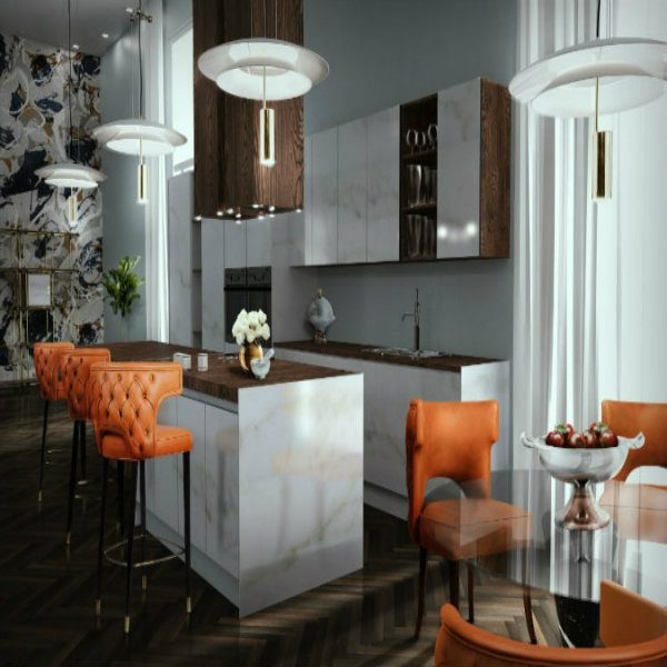 bar chairs Bar Chairs to Discover at EquipHotel Paris 2019 Fall Trends 2018 10 Inspiring Examples For a Top Home Decor 1 600x600 modern chairs Modern Chairs Fall Trends 2018 10 Inspiring Examples For a Top Home Decor 1 600x600