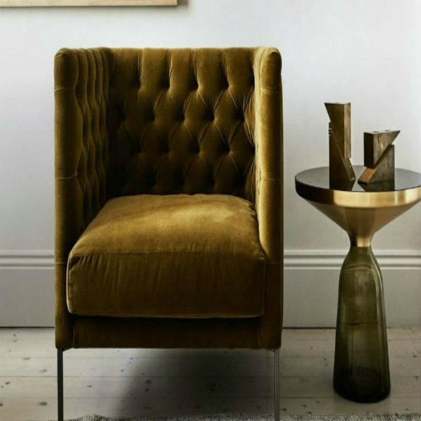velvet chairs Velvet Chairs You Will want this season velvet chairs 1 1 600x600 Modern Chairs The Best Modern Chairs You Can Take From Maison et Objet 2018 velvet chairs 1 1 600x600