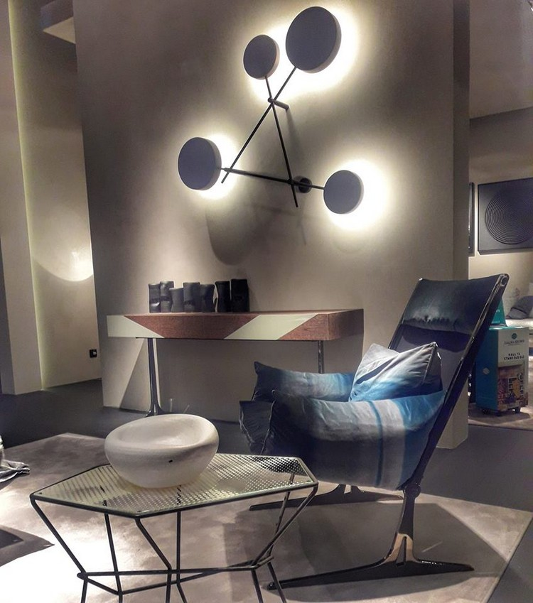 iSaloni 2019 isaloni 2019 iSaloni 2019: Fantastic Chair Designs at the Italian Trade Show Arketipo firenze 1