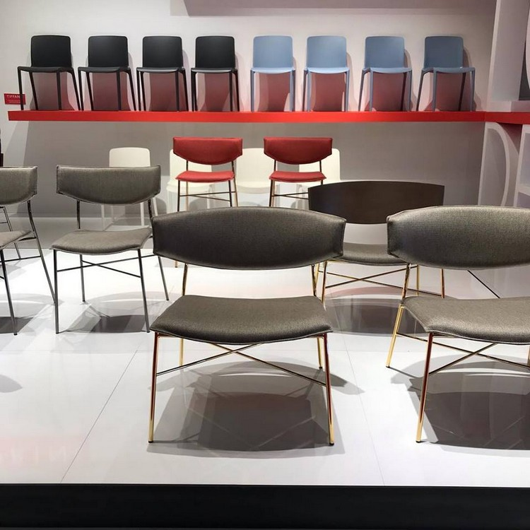 isaloni 2019 iSaloni 2019: Fantastic Chair Designs at the Italian Trade Show DeFrae Contract Furniture Limited 1