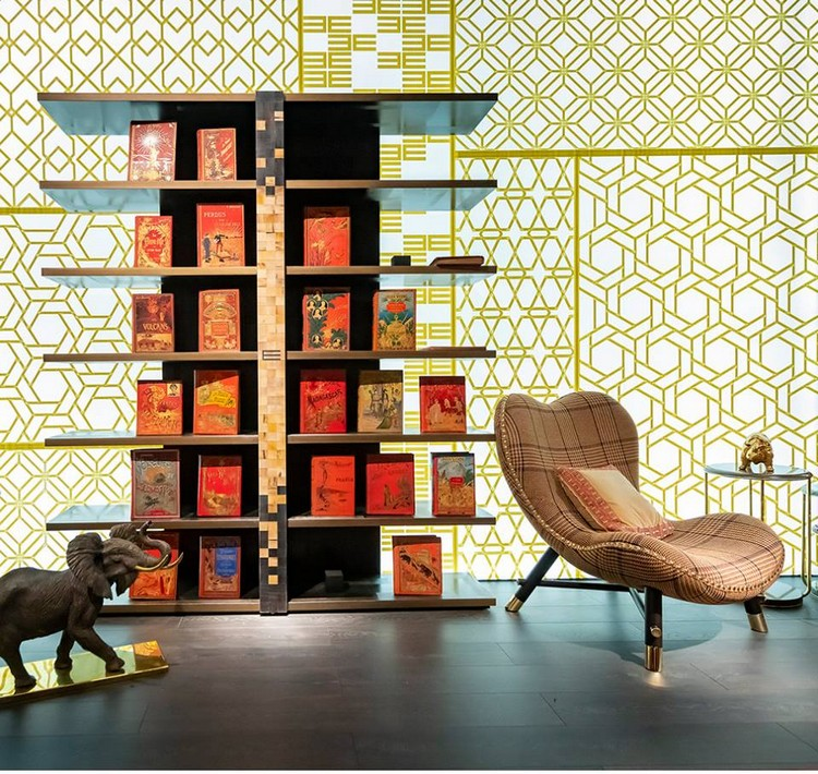 isaloni 2019 iSaloni 2019: Fantastic Chair Designs at the Italian Trade Show ETRO 1