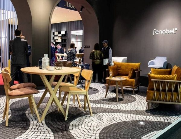 isaloni 2019 iSaloni 2019: Fantastic Chair Designs at the Italian Trade Show Fenabel 1 1 600x460
