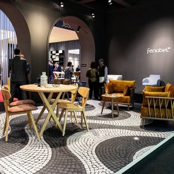 isaloni 2019 iSaloni 2019: Fantastic Chair Designs at the Italian Trade Show Fenabel 1 1 600x600 modern chairs Modern Chairs Fenabel 1 1 600x600