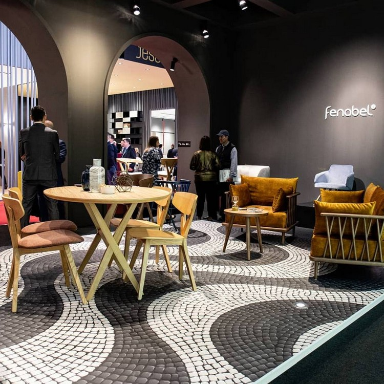 isaloni 2019 iSaloni 2019: Fantastic Chair Designs at the Italian Trade Show Fenabel 1
