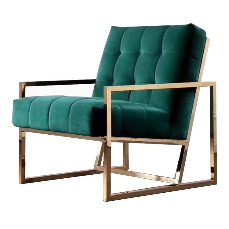 cocolea furniture Cocolea Furniture – A Commanding Collection of Chairs Cube Velvet Armchair