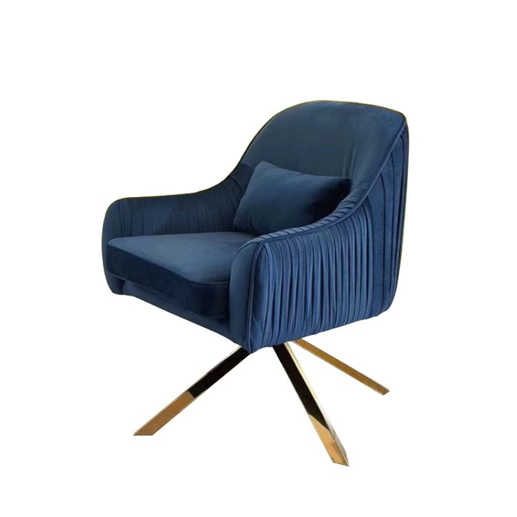 cocolea furniture Cocolea Furniture – A Commanding Collection of Chairs Denisa Velvet Armchair