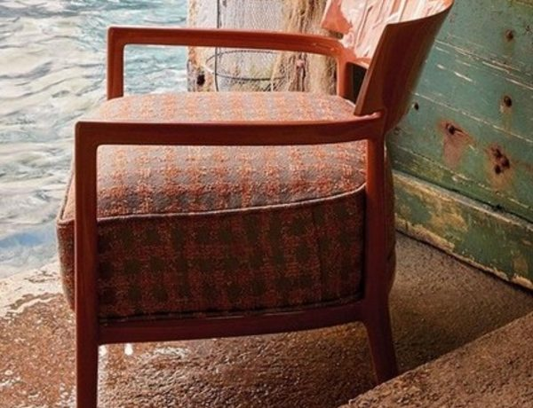 modern chairs Modern Chairs: The Best of Upholstery to Enter the Summer Summer is Coming 600x460