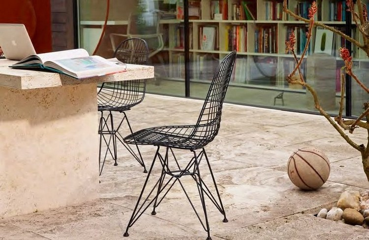 modern chairs Modern Chairs: The Best of Upholstery to Enter the Summer Summer is Coming Here Are Some Oustanding Outdoor Decoration Brands 5