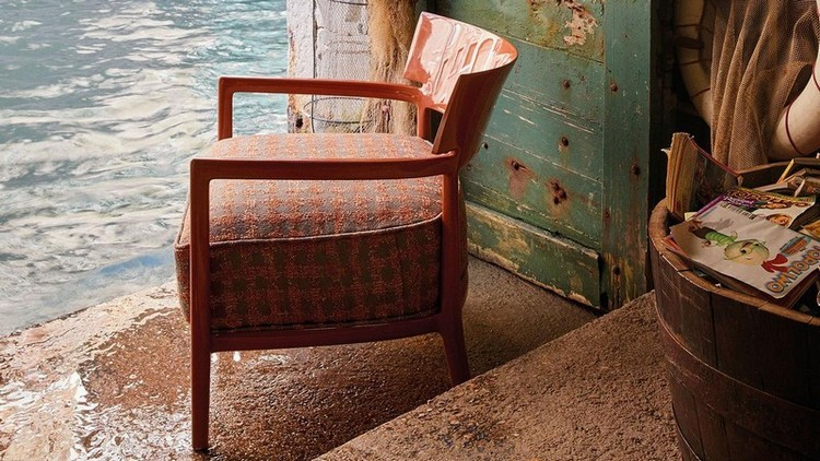 modern chairs Modern Chairs: The Best of Upholstery to Enter the Summer Summer is Coming Here Are Some Oustanding Outdoor Decoration Brands 7