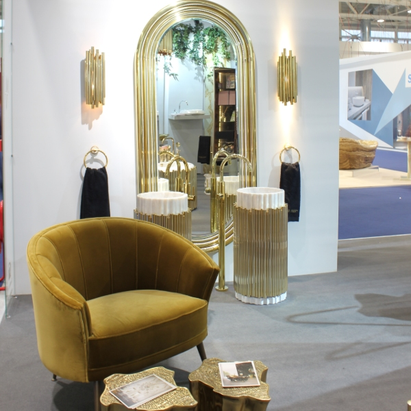 cersaie 2019 Cersaie 2019: A Modern Chair Delight at Maison Valentina Stand Cersaie 2019  A Modern Chair Delight in Maison Valentina Stand 11 modern chairs Modern Chairs Cersaie 2019  A Modern Chair Delight in Maison Valentina Stand 11