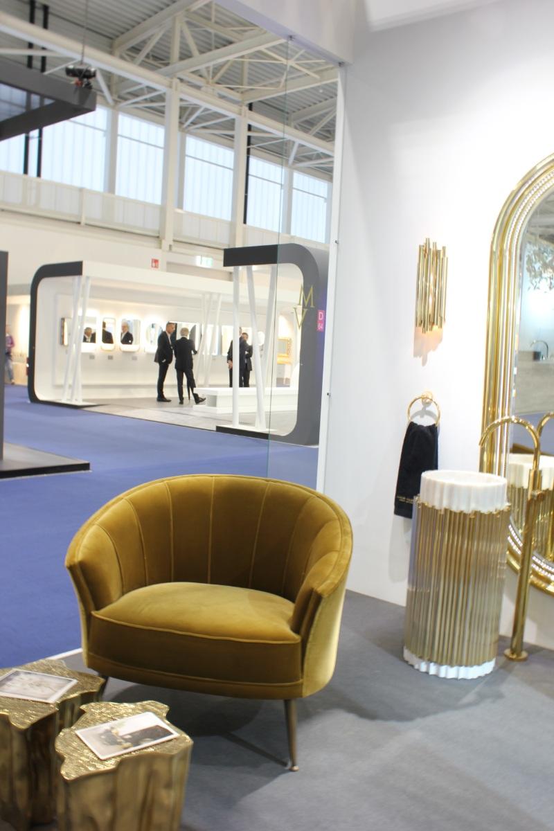 cersaie 2019 Cersaie 2019: A Modern Chair Delight at Maison Valentina Stand Cersaie 2019  A Modern Chair Delight in Maison Valentina Stand 2