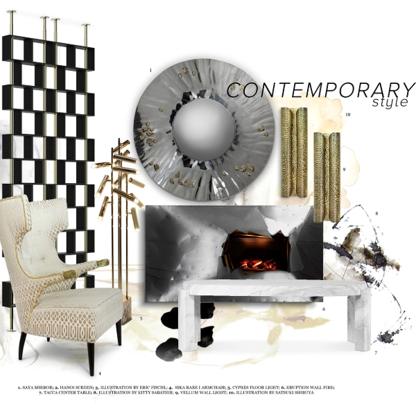 contemporary style Contemporary Style: A Sophisticated Yet Subtle Trend Contemporary Style  A Sophisticated Yet Subtle Trend 4 modern chairs Modern Chairs Contemporary Style  A Sophisticated Yet Subtle Trend 4