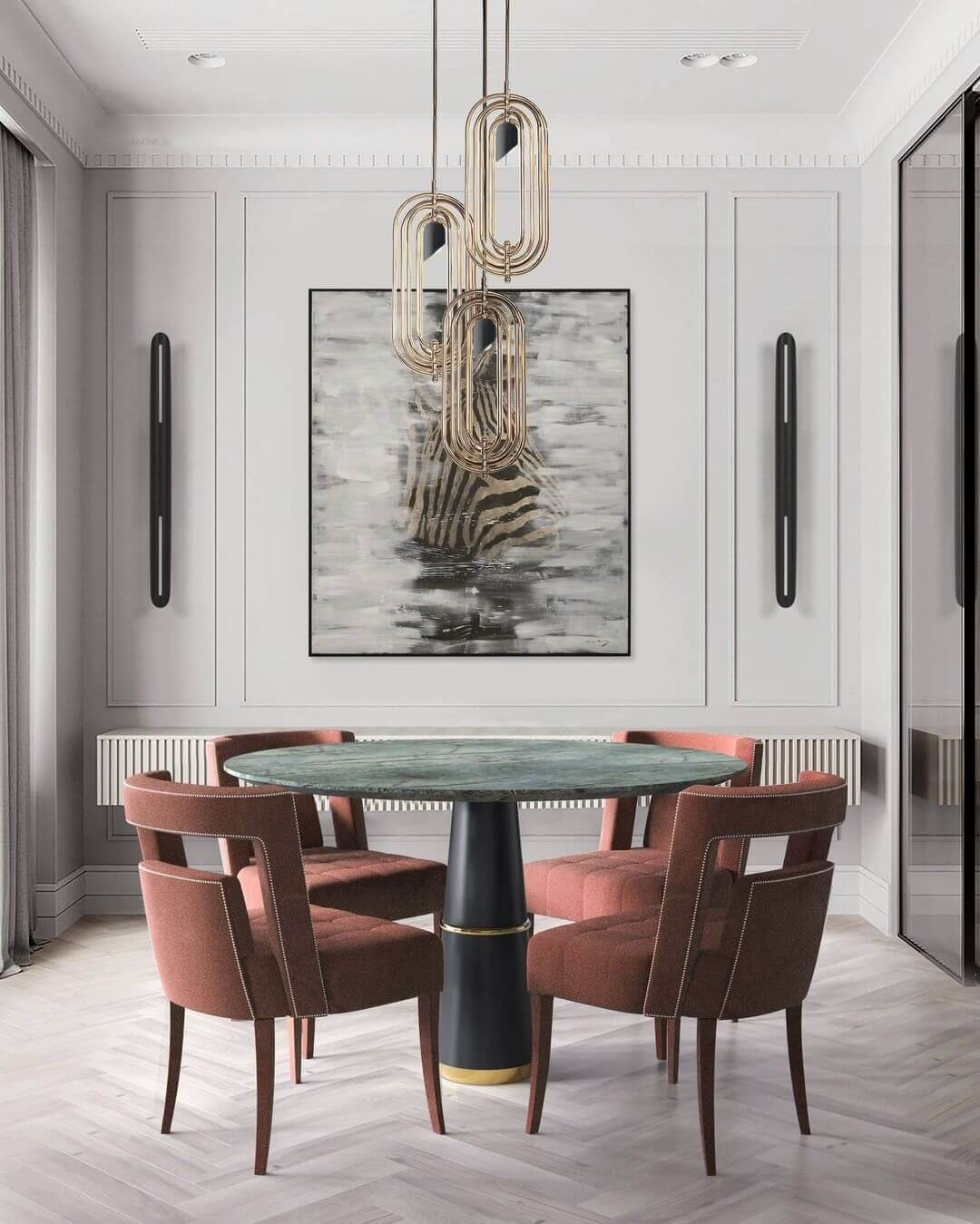 Dining Chairs and Kitchen Stools: Modern Chairs Fierce Design & Decor